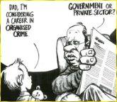 Corruption goes both ways