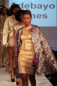 Model Adebayo Jones